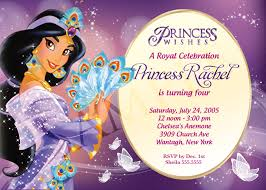 jasmine disney princess ideas u2013 bagvania free printable invitation