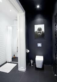 tapisserie salle a manger papier peint salle de bain harmonie avec carrelage mural