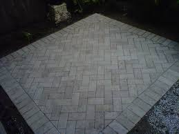Patio Pavers Best 25 Outdoor Patio Pavers Ideas On Pinterest Backyard Pavers