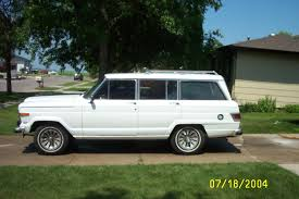 jeep wagon for sale 1983 jeep wagoneer information and photos momentcar