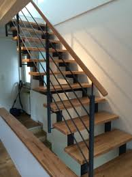 holz fã r treppen treppen geländer balkone stahl und naturstein treppenbau nolle