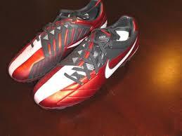 Nike T90 nike t90 laser iv kl fg sz 7 5 mens soccer cleats white ebay