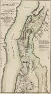Colonial America 1776 Map by Wilhelm Von Knyphausen George Washington U0027s Mount Vernon