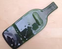 wine bottle cheese trays wine bottle tray etsy