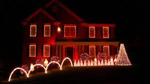 Light Show Lights Christmas Star Wars Christmas Lights Light Show House San