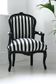 Black And White Striped Accent Chair Accent Chairs Black And White Slisports