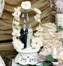wedding cake estimate charming vintage wedding cake toppers mitzi s miscellany