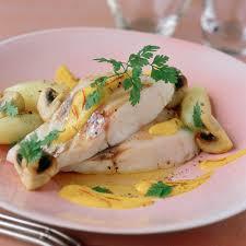 poisson à cuisiner préparer et cuisiner un poisson frais peche maroc