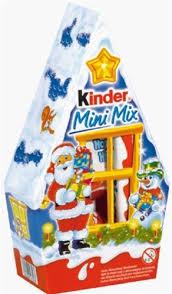 christmas chocolates kinder mini mix christmas chocolates assortment 83