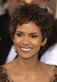 back view of halle berry hair halle berry hair cut hair style trends and tips