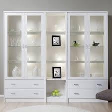 Curio Display Cabinets Uk Scandinavian Display Cabinets Wayfair Co Uk