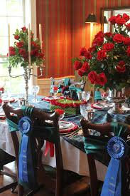 21 ideas for a great kentucky derby party the guest tables and