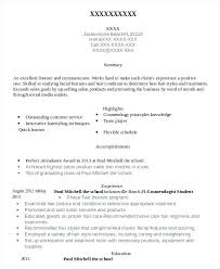 great resume exles 2017 cosmetology books that the gary cosmetology resume exles cosmetologist resume template sle