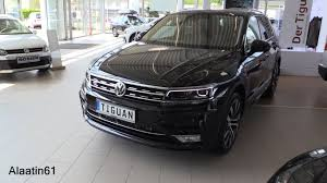 volkswagen tiguan black interior volkswagen tiguan r line 2016 2017 in depth review interior