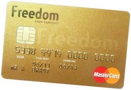 pre pay card freedom prepay mastercard review