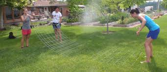 helpless female builds the impromptu skinny arched trellis for