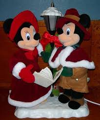 Minnie Mouse Christmas Decorations Outdoor Christmas Decorations Mickey Mouse Mickey And Minnie