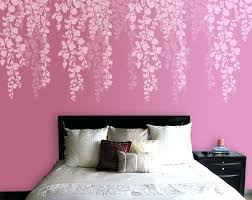 wall stencils for bedrooms wall stencils for bedroom living room stencil design wall painting