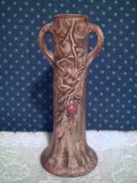 Weller Pottery Vase Patterns 82 Best Weller Pottery Images On Pinterest Weller Pottery