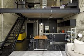industrial apartments 64 small modern industrial apartment decoration ideas round decor