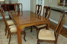 drexel heritage dining table drexel heritage dining room furniture heritage dining table and 6