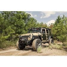 jeep new black rugged ridge 12300 53 magenetic body protection panel black 07
