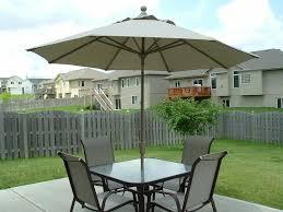 Patio Table Umbrella Insert by Best Patio Table Umbrella Ideas
