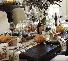 27 cozy and eye catching thanksgiving table settings shelterness