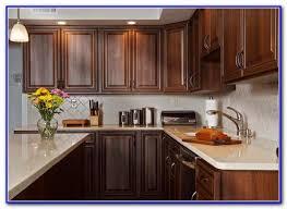 Cherry Espresso Cabinets Best Granite Color For Dark Espresso Cabinets Painting Home