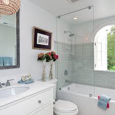 glass tile for bathrooms ideas gray and blue bathroom ideas contemporary bathroom mabley