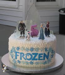 frozen birthday cake frozen birthday cake with candy