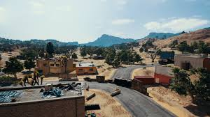 pubg yasnaya pc gamer hands on with pubg s desert map and vaulting system