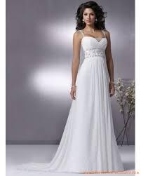 robe de mari e simple pas cher boutique robe de mariée simple longue blanche ornée de cristal pas