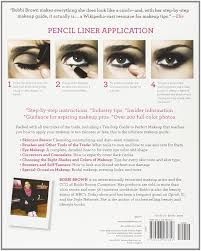 professional makeup books brown makeup manual for everyone from beginner to pro