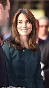 kate middleton s shocking new hairstyle kate middleton swaps her tiara for a city suit to join samcam for