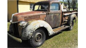 Old Ford Truck Vin Decoder - 12 rough tough and ugly trucks ford trucks