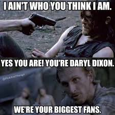 Daryl Dixon Memes - the walking dead season 6a meme roundup the walking dead
