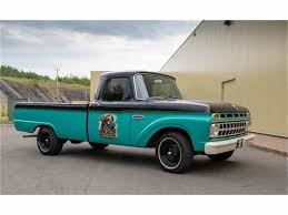 Old Ford Truck Bodies For Sale - 1965 ford f100 for sale on classiccars com 12 available