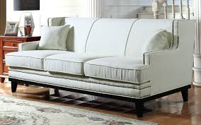Gray Nailhead Sofa Tufted Nailhead Sectional Sofa With Chaise Furniture 9768 Gallery