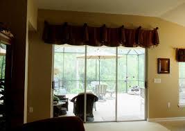 modern patio door valance 1 sliding door wood cornice sliding door