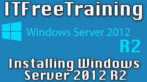 installing windows server 2012 r2 youtube
