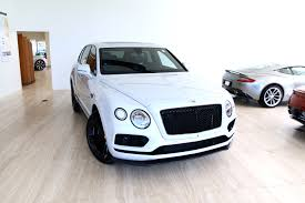 bentley bentayga engine 2018 bentley bentayga w12 black edition stock 8n018691 for sale