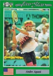 1991 netpro tour tennis gallery the trading card database