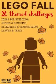 fall lego building ideas for seasonal challenge lego