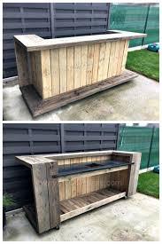 fabriquer cuisine exterieure cuisine exterieure bois meuble cuisine exterieure bois unique