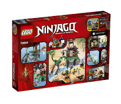 amazon com lego ninjago 70604 tiger widow island 450pcs building
