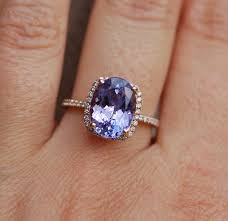 tanzanite engagement ring best 25 tanzanite rings ideas on rings
