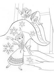 free coloring pages frozen coloring pages free printable