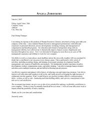 Sample Hr Generalist Resume by Pretty Design Ideas Cover Letter To Hiring Manager 15 Letter Hr