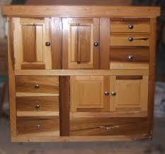 poplar kitchen cabinets handmade poplar shaker style utility cabinet by b k s woodshop